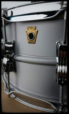 New Ludwig Keystone Badge on a Reissue x Acrolite Company Badge, Ludwig Drums, Dope Music, Snare Drum, Percussion, Music Instruments, Drummers, Band, Badges