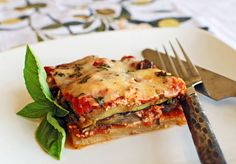 Grilled Eggplant and Zucchini Parmesan-making a version of this for dinner tonight! Eggplant Zucchini, Grilled Eggplant, Zucchini Parmesan, Eggplant Parmesan, Eggplant Lasagna, Zucchini Lasagna, Grilled Zucchini, Mozzarella, Pasta Recipes