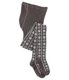 Snowflake Tights - Socks & Tights - Shoes, Boots & Accessories - Title Nine