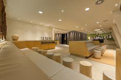 teebar Conference Room, Spa, Table, Furniture, Home Decor, Decoration Home, Room Decor, Tables, Home Furnishings
