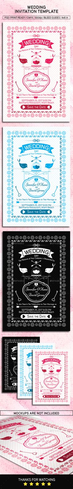 Wedding Invitation Ver Logo Images Vector Stock And