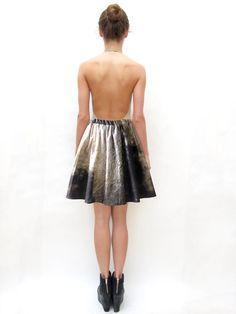 Moon Rock Skirt. $138.00, via Etsy.