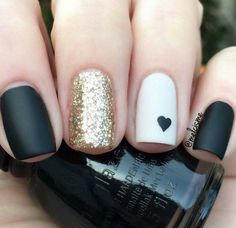 nails, You can collect images you discovered organize them, add your own ideas to your collections and share with other people. Trendy Nails, Cute Nails, Gel Nagel Design, Moon Nails, Gelish Nails, Manicure E Pedicure, Nagel Gel, Nail Stamping, Nails Inspiration