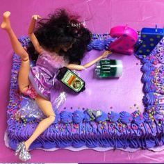 21st birthday cake? :)