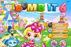 Juega y diviertete con este juego de Bomb It 6 gratis, con el juego de Bomb It 6 mostraras tus habilidades y destrezas.  http://www.ispajuegos.com/7903/jugar-Bomb-It-6-gratis.html