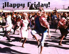 ¡Happy Friday!