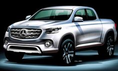 "Mercedes-Benz has confirmed its readying a premium double-cab bakkie that will be launched in selected markets, including South Africa, ""before the end of the decade"""
