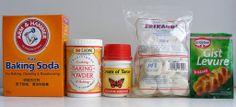 Engelse & Amerikaanse bakproducten: wat is het en waar koop je ze? - cream of tartar = wijnsteenpoeder