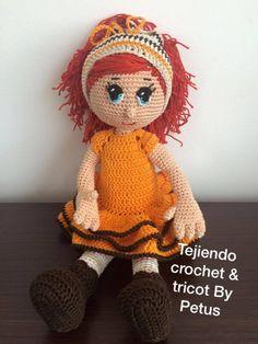Manos y brazos muñeca  parte 2 técnica amigurumi paso a paso crochet