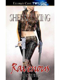 Ravenous (Horde Wars, Book One) by Sherri L. King, http://www.amazon.com/dp/B0032J0ISA/ref=cm_sw_r_pi_dp_9lA7sb00VS1S7