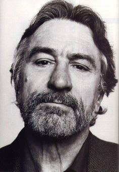 """There's nothing more ironic or contradictory than life itself."" Robert De Niro"