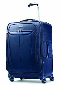 Samsonite Luggage Silhouette Sphere Expandable 25 Inch Spinner Samsonite  didn t set out to reinvent the wheel 7d028e6b288fa