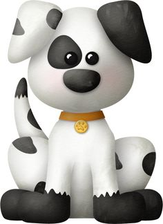"""Photo from album """"KAagard Fur Babies Puppy Dogs"""" on Yandex. Baby Puppies, Dogs And Puppies, Cute Images, Cute Pictures, Baby Animals, Cute Animals, Dog Clip Art, Farm Party, Scrapbook Embellishments"""
