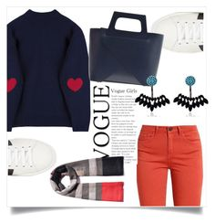 """""""Blue bloods🔷🔺🔻🔹"""" by neneka14 ❤ liked on Polyvore featuring Gucci and carouzou"""