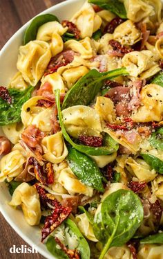 400327854376570378 Our Tuscan Tortellini Salad Is the Ultimate Party Pleaser . 400327854376570378 Our Tuscan Tortellini Salad Is the Ultimate Party Pleaser . Best Salad Recipes, Healthy Recipes, Salami Recipes, Salad Recipes For Parties, Vegetarian Recipes, Easy Pasta Salad Recipe, Best Pasta Salad, Pasta Salad Recipes Cold, Caprese Pasta Salad