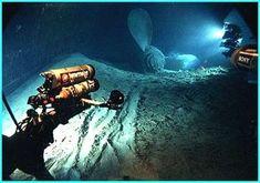 Titanic Today - Titanic - A Night To Remember Titanic Today, Titanic Art, Real Titanic, Titanic History, Titanic Underwater, Underwater World, Belfast, Original Titanic, Liverpool