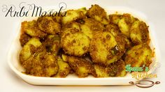 Arbi Masala ( Arbi ki Sabzi ) is a very delicious dry vegetable dish prepared with arbi (taro root) and a tasty mix of spices. It is very easy and quick to m...