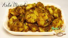 Arbi Masala Recipe ( Arbi Ki Sabzi ) — Indian Vegetarian Recipe in Hindi with English Subtitles