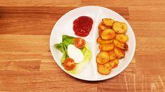 Pieczone ziemniaki z papryką wędzoną