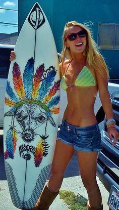 Mais de 50 desenhos em pranchas de surf                                                                                                                                                                                 Mais