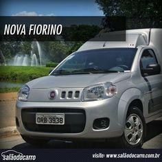 Primeiras impressões da nova Fiat Fiorino  » www.salaodocarro.com.br/testes/impressoes-nova-fiat-fiorino.html