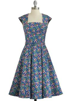 Be Bountiful Dress, Emmy Nilsson, ModCloth