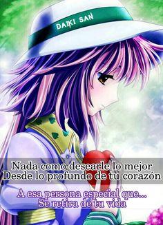 Daiki San Frases Anime Nada como desearle lo mejor desde lo profundo de tu corazón