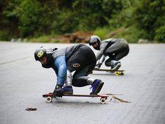 Douglas Dalua - Skate Downhill Speed / Onbongo