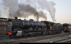 Net Photo: SAR No. 1535 Reefsteamers Association SAR Class at Johannesburg, South Africa by SAR Connecta Train Car, Train Tracks, South African Railways, Abandoned Train, Old Trains, Steam Engine, Steam Locomotive, Landscape Photography, Locomotive