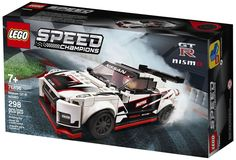 Nouveautés LEGO Speed Champions 2020 : les visuels du set 76896 Nissan GT-R NISMO: Suite et fin de l'annonce des… #LEGONews #LEGO