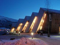 Polaria in Tromso, Norway