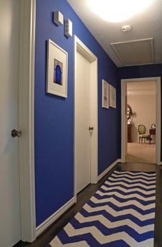 Outstanding Hallway Paint Scheme Gray Yellow Paint Technique And Colors Largest Home Design Picture Inspirations Pitcheantrous