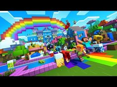 World of Color - http://minecraft.pl/16394,world-of-color