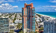 "The Portofino Tower is wisely set in the hugely-popular area known as ""SoFi"" (South of Fifth Street in South Beach). This prominent setting is rated as one of the 10 best vacation spots in the world, but that's not all it also boasts many financial and ease options which affords a trendy and convenient lifestyle to all its residents."