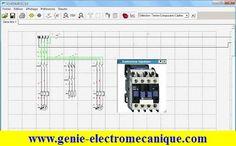 Télécharger Logiciel Schémaplic 3.0 Gratuitement ~ Cours D'Electromécanique