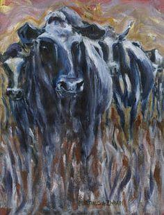 cow savannah