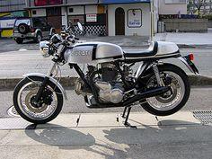 Ducati 1000mille Custom by b-Garage