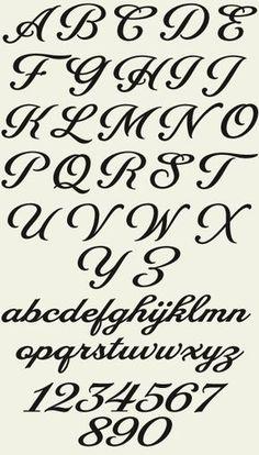 Letterhead Fonts / LHF Chicago Script / Fancy Script Fonts not ...