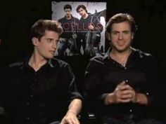 2CELLOS - Funniest moments!
