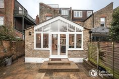 A single-storey kitchen extension by L&E (Lofts and Extensions) in Teddington - don't move extend. Single Storey Extension, Roof Extension, Extension Ideas, Bungalow Extensions, House Extensions, Kitchen Extension Glazing, Bungalow Extension Before And After, Semi Detached, Detached House