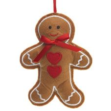 From favourite names to wilko branded products that you won't find anywhere else, you'll find the things you need every day at the best possible prices. Christmas Tree Decorations, Christmas Ornaments, Holiday Decor, Gingerbread Men, Have Some Fun, Felt, Cottage, Cute, Crafts