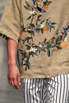 Detalhes // Dolce & Gabbana, Milão, Verão 2016 RTW // Foto 23 // Desfiles // FFW