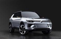 Ssangyong Korando : le sud-coréen veut aussi son SUV électrique
