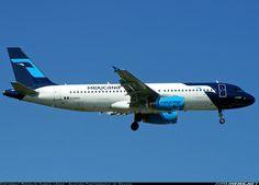 N368MX (cn 368)  MEXICANA - Airbus A320-231