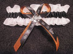 Traditional Garter Motorcycle Biker Wedding by No1UrbanBoutique, $9.99