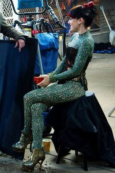 Johanna clothed <- that awkward moment when we all thought that was a dress