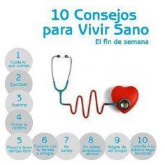 Vida sana- commands