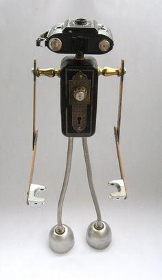 Les petits robots de Brian Marshall