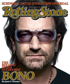 Rolling Stone Magazine - Bono
