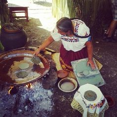 Purepechas, Michoacán